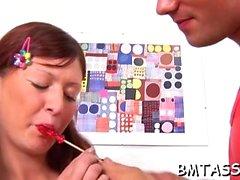 Beleza em arrastão underware intenso sexo anal na web camera