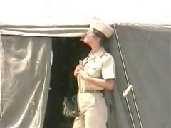 Armee Ficken außerhalb