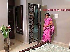 indian schöne Lehrerin zu ihrem Schüler verlockend Romantik ....... Telugu heiß Kurzfilm
