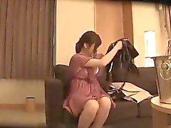 BF - kolmesataaviisikymmentäneljä Maaorjuus tyttö rinnat Minä Cup kouristukset SEX Nana Aoyaman