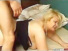 Francês Maduras Fodido anal profunda