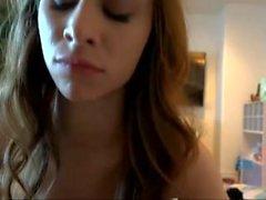 Anya Olsen transforma você em lingerie