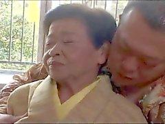 Asian granny part 1