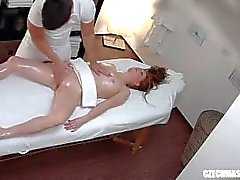 Banging In The Massage Saloon