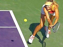 Sexy Maria Sharapova 2012 Miami