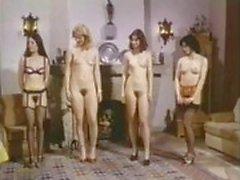 Die gute alte deutschen Pornos leichten Schlag mit atemberaubenden Hooker Patricia Rhomberg