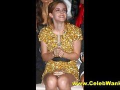 Emma Watson Muschi Upskirts und Nipslips