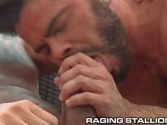 RagingStallion Hung İspanyolca Hunks Fuck Hard
