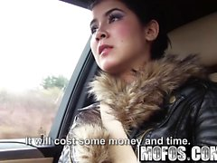 Mofos - Stranded Teens - Czech Honeys Roadsid