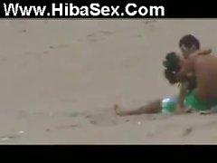 algerie sexual en la plage