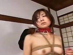Peloso punishemnt bdsm giapponese