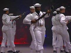 ВМС United States Удивительная Ceremonial Охраны