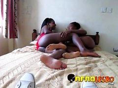 African prostitutes fuck each others horny pussies