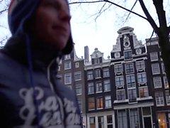 Голландский проззи получает сперму