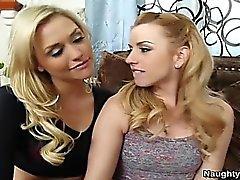 Lexi Belle and Mia Malkova