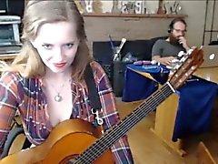 Show webcam - chica peluda Mostrar anal
