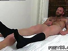 Гей мальчик мужчин пол обрезать EGYPT Дерек Паркера Чулки и ногах ВНФ