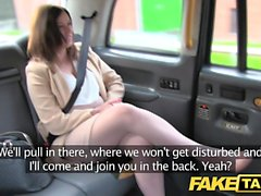 Fake Taxi Office romantiikka kostaa london cabby