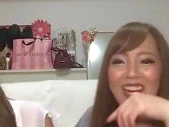 Hitomi Tanaka & Okita Anri Live på Instagram