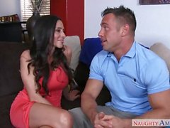 Step Mom Ariella Ferrera Wants Hard Cock
