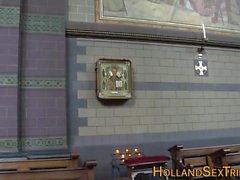 Настоящая голландская шлюха