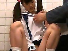 Jav teen Estudante Caught In Toalete velha gua