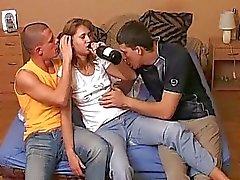 Fulldrunken Crazy Groepsex knutselen Girl_Drunken15