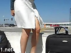 Exposition Dans avion non