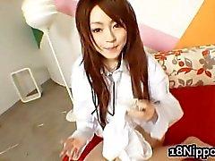 Fodida 1 asiáticas adolescente bonito de 18Nippon part6