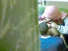 Endonezya - ngintip jilbab di Dapur