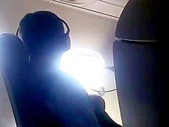 Fellations dans un avion