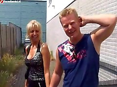 Milf Dutch Blondes anale 9.857