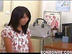 Gynäkologie und Geburtshilfe Arzt gefickt zu seinem MILF Patientin 05
