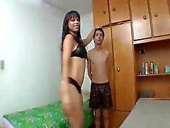 Sexy worstelen uit Brazilië 1