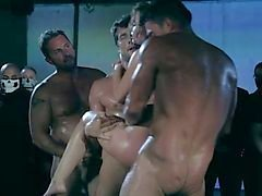 Obscene - XXX porn music video (rough gangbang)