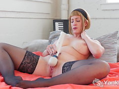 Yanks Starlette's Hitachi Love