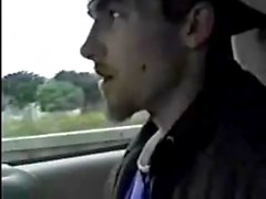 Hitchhiker First time straight 19 year old