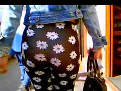 Big Booty Phat Ass Amateur Spandex 6 by MysteriaCD