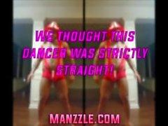 Dominican Antonio Gogo Dancer - Nude Oil Wrestle Preview