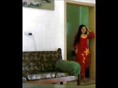De Paki Pathan mec la police fille de l'école pathani putain
