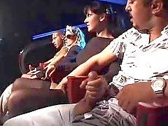 Federica Tommasi en Luna in de bioscoop door TROC