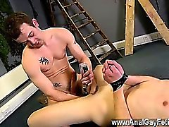 Gay XXX Aiden gets a lot of punishment in this movie too, ha