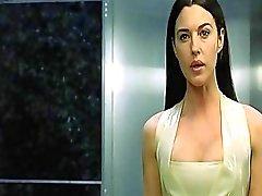 Monica Bellucci Naakt Scenes - Hd