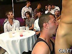Heiße Stripper kopuliert boyz
