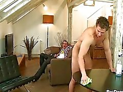 Caleb Moreton & Naked Cleaner (BD)