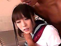 Encontre-a em na Ásia -meet - estudante japonesa fodida duramente