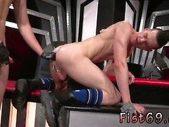 Free finish gay sex Axel Abysse and Matt Wylde bathe each ot