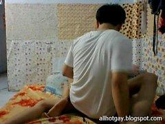 Vietnamese gay fucking on cam p4 - Giang vien Binh Duong