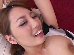 Mamada de Asia Sexo Porno coño de mierda japonesa