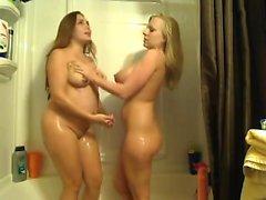 Webcam Mädchen nass und spielen